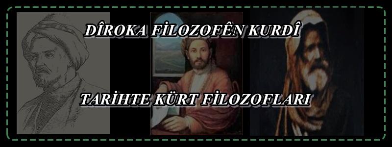 Tarihte Kurdi Filozoflar